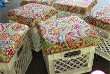 Made furniture