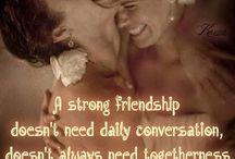 Friends & Frienship