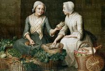 Working pictures 18th century