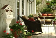 Pretty Porches / by Laura Becknell