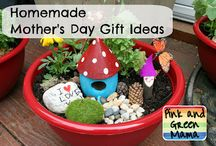 Mother's Day Gift Ideas / by MaryLea @ Pink and Green Mama