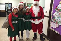 Holiday Fun 2014 / Images from 2014 Holiday Season at DCDS