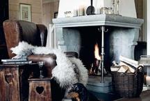 Home-fireplace