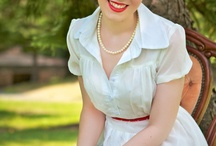Vintage Hair / Hairstyles from the 40s & 50s