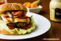 Recetas con Carne / Meat recipes / Recetas de cocina para preparar carnes de res y cerdo