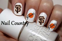 SF Giants / Baseball fever.  / by Danette Bathauer