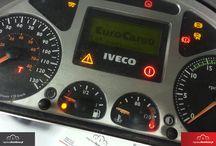 Naprawa liczników Iveco / Licznik Iveco - naprawa licznika Profesjonalne naprawy liczników w iveco eurocargo, iveco stralis, iveco massif oraz iveco daily. Naprawiamy uszkodzone wskaźniki, zepsute wyświetlacze oraz całkowicie niedziałające liczniki.