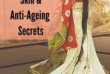 Japanese Skin Care / Discover Ancient Japanese Skin Care / Anti-Aging Secrets