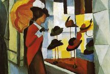 August Macke / Art of August Macke