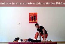 Massage/ Bodywork Ausbildung Meran/ Bozen/ Südtirol