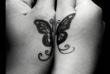 Tattoos!! / by Vicki Pass