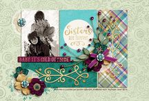 Scrapbooking - Amber Shaw Designs