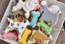 Pet themed cookies!!