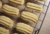 Kitspoeding koekies vir koekiedrukker