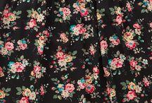 Patterns I Love / Different sort of patterns I like