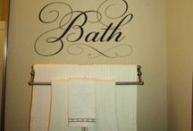 Bathroom ideas / by Shea Bacon