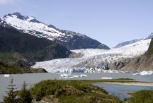 The Mendenhall Glacier / The Jewel of Juneau, Alaska