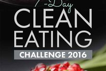 buzzfeed clean eating challenge - 2016 (7-day)