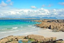 Beautiful Beaches / Connemara is renowned for its soft golden sandy beaches.  Here you will find a selection of my favourites.
