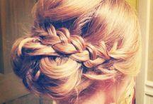 Hair and nails
