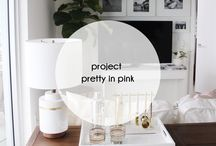 Project Pretty in Pink
