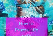 Recovery Art Studio / Tips, Tools, & Tips for managing addiction & growing strong recovery