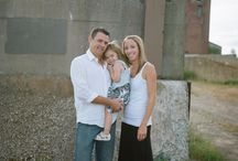 Family Portrait Film Photography by KatieLeona Photography / KatieLeona Photography