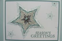 Stampin' Stuff-Christmas / by MaryAnn Hilleary