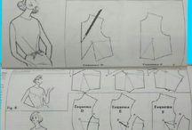 pinzas costura