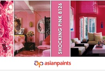 Asian Paints #Shades Of Summer / A colorful collection of the shades of summer. The warm, cozy, life giving month of summer is upon us and has brought with it an array of vibrant summer shades. Catch them all here.