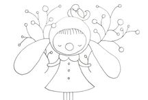 Christmas embroidery / Cute designs that can be stitched for Christmas / by Sherine Paul