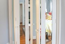master bedroom door design