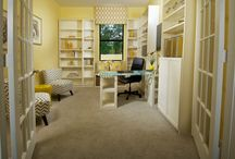 Amazing Spaces: Study/Offices