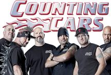 Counting Cars / by Jodi White