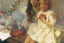 τα μικρά παιδιά  / by Sidereus Nuncius
