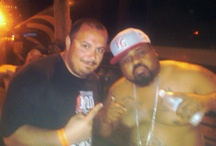 Strange Music / Pictures of either promoting or shows with fans or artists of Strange Music