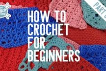 Craft - Knit & Crochet ... Uh Oh / Knitting and crochet ideas I'd like o try one day since it's possibly the only craft I can't do.