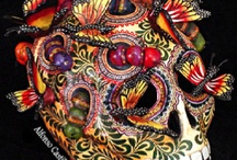 holiday. day of the dead / by Stephanie Hauck