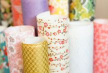 Fabrics, Wallpaper and Paper Designs / by Sweet Fix