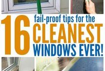 window cleaning mix
