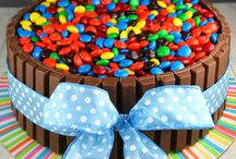 Idées gâteaux d'Anniversaire