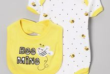 Bee Mine / Going bananas for babies in yellow. Sharing inspirational baby clothes and styles.