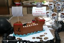 Birthday party ideas / by Deb Trilus
