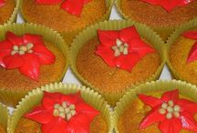 Recepten Yule / Cupcake kerst