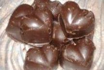 σοκολατάκια καρδουλες