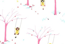 Fabrics I love / by Kelli Williams-Blank