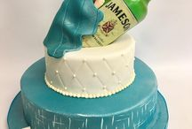Baby Shower Cakes / Baby Shower Cakes done by The Night Kitchen Bakery
