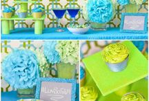 Lime Green Party / by Mallery Schuplin