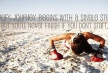 Motivational Quotes / Because everyone needs a little motivation now and then!