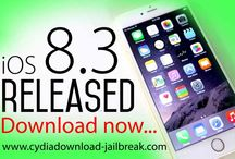 iOS Jailbreak 8.3 / http://cydiadownload-jailbreak.com/index.php/2015/06/29/ios-jailbreak-8-3-release/